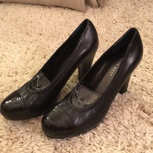 Nine West pumps softest leather imaginable sz 7